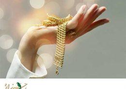 طلا و جواهراتتان دیگر کدر نمیشود